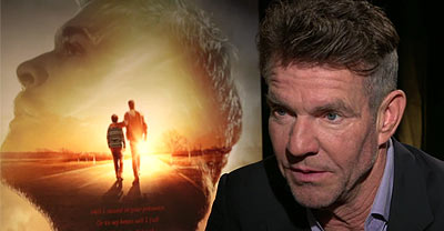 Dennis Quaid - I CAN ONLY IMAGINE Press Junket